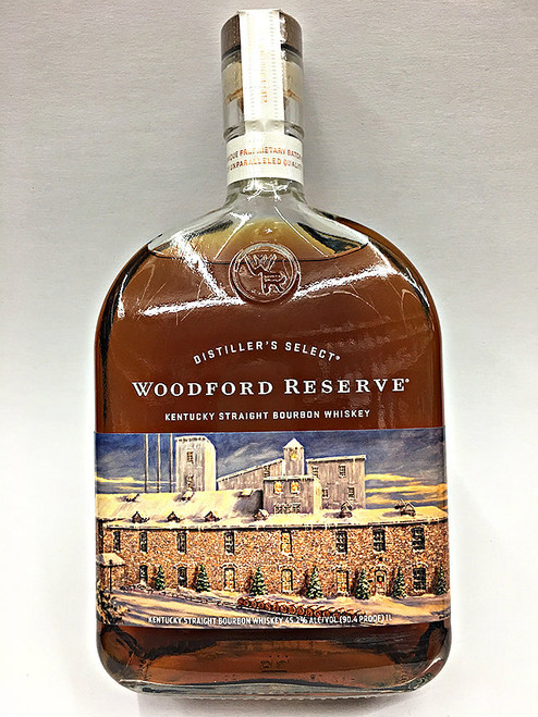 Woodford Reserve Holiday Artist Limited Edition 2017