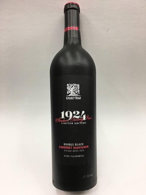Gnarly Head 1924 Double Black Cabernet Sauvignon
