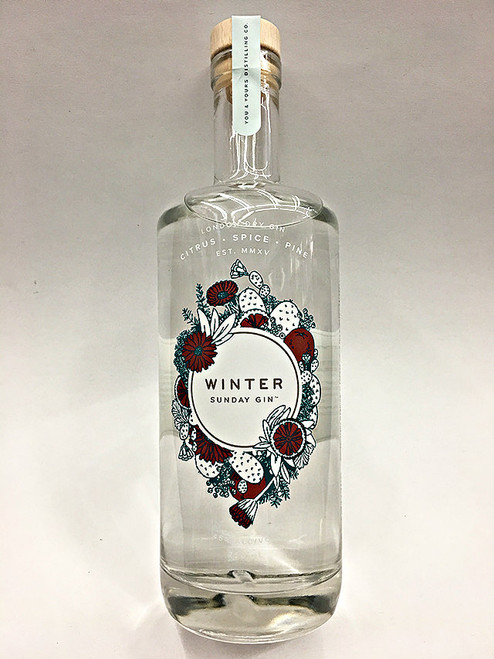 You & Yours Winter Sunday Gin