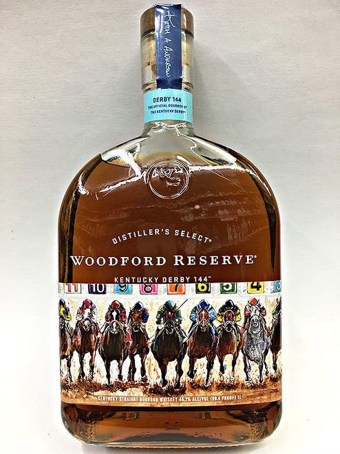 Woodford Reserve Limited Edition 2018 Kentucky Derby 144