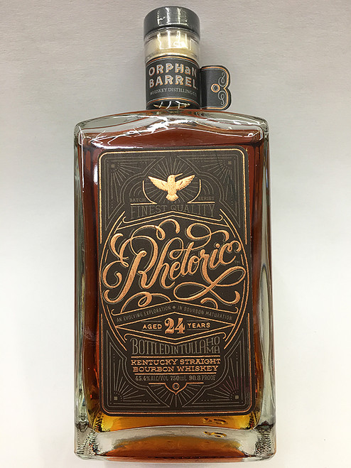 Orphan Barrel Rhetoric 24 Year Old Bourbon