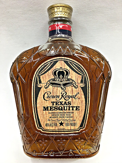 Crown Royal Texas Mesquite Limited Edition
