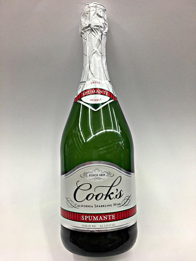 Ordinaire Cooku0027s Spumante Grande Champagne