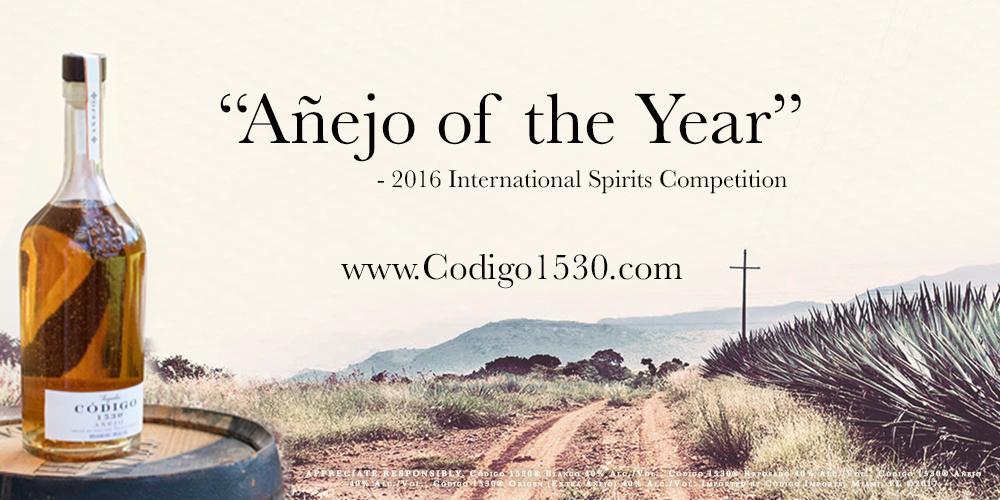 Codigo 1530 Tequila