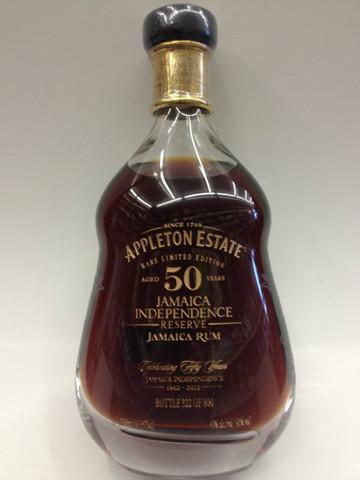 Appleton Estate 50 Year Old Jamaica Rum Quality Liquor Store