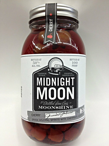 Midnight Moon Moonshine | Cherry Moonshine | Quality ...