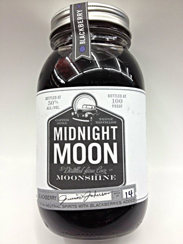 Midnight Moon Moonshine Blackberry Moonshine Quality