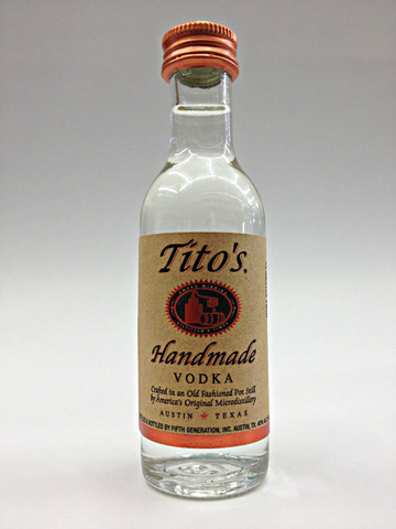 tito s handmade vodka review tito s handmade vodka 50ml quality liquor store 3234
