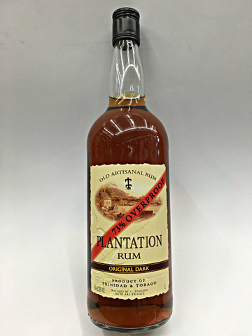 Plantation Original Dark Overproof Rum | Quality Liquor Store