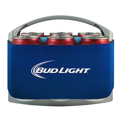 Bud Light 6 Pack Cooler
