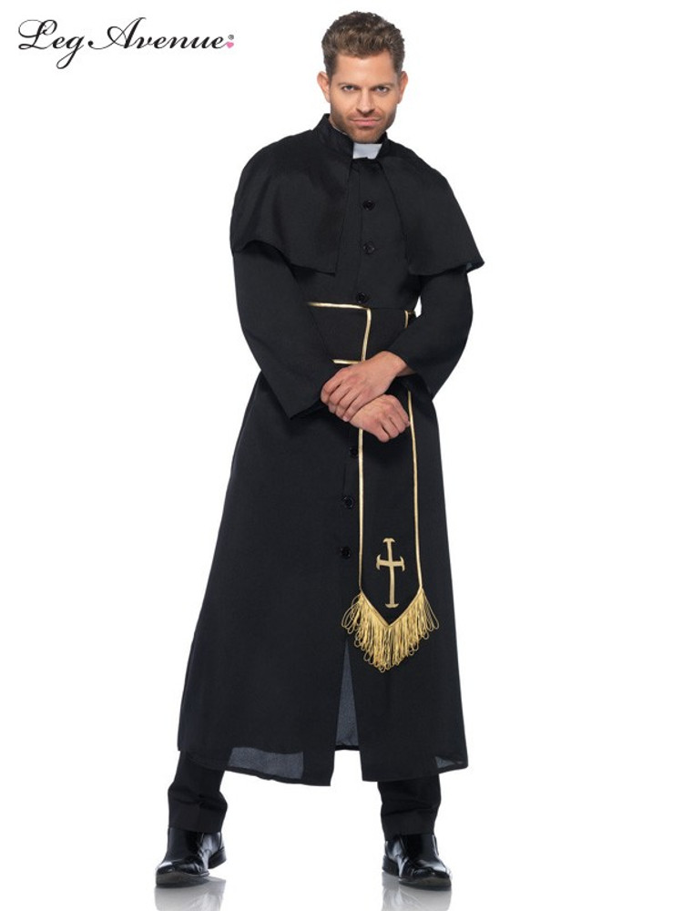 Priest Mens Costumes
