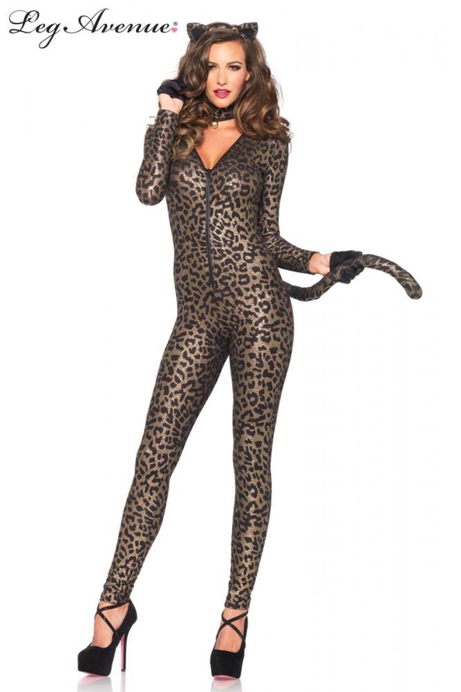 Leopard Womens Costume