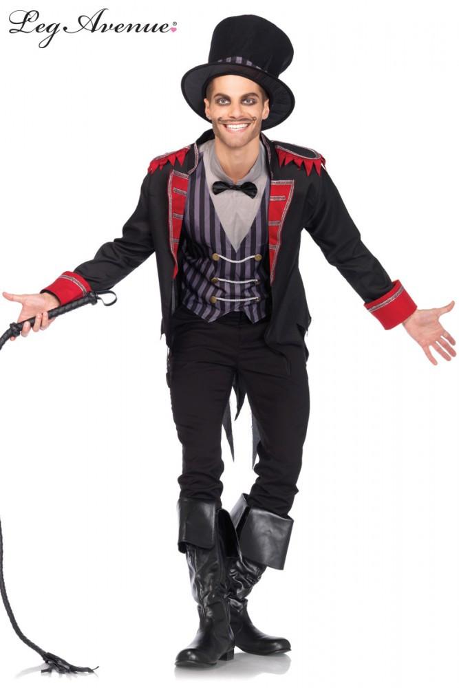 Sinister Ring Master Mens Costume