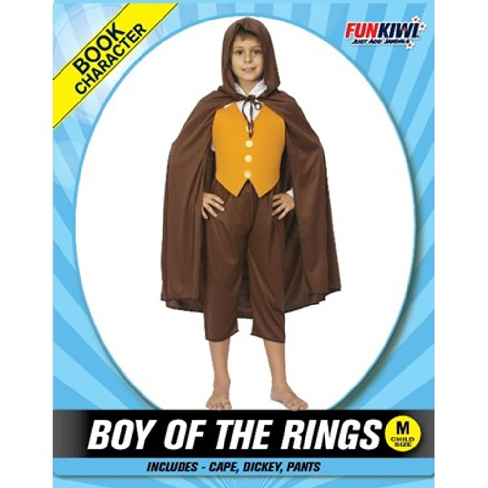 Lord of the Rings - Boy of the Rings Costume