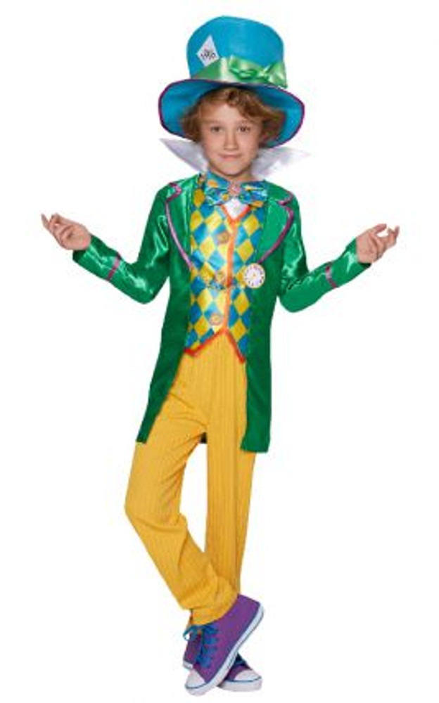 Alice Through the Looking Glass Mad Hatter Teen Costume