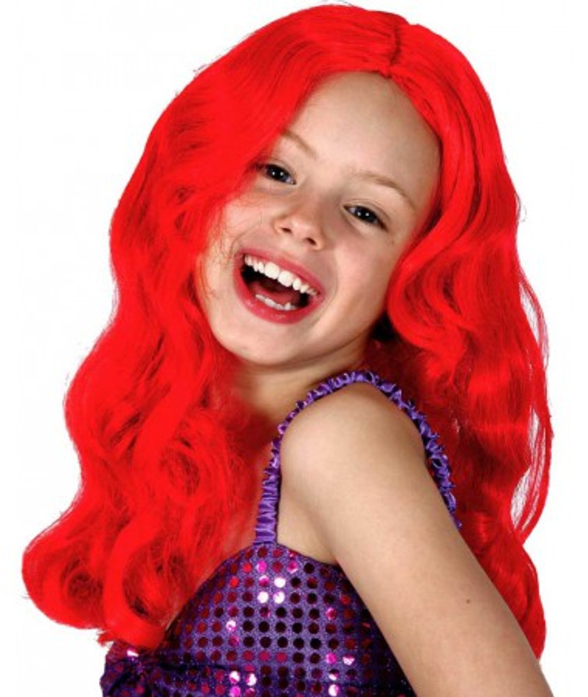 Ariel The Little Mermaid Child's Wig Costume Accessory