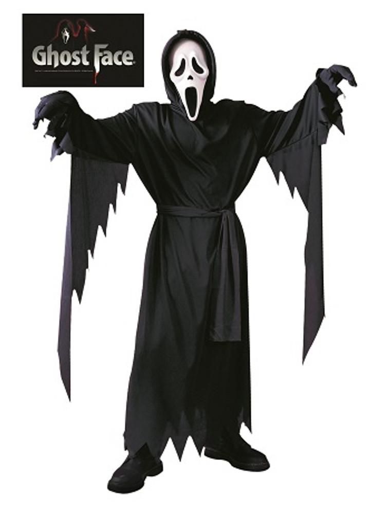 Scream Ghost Face Teen Costume