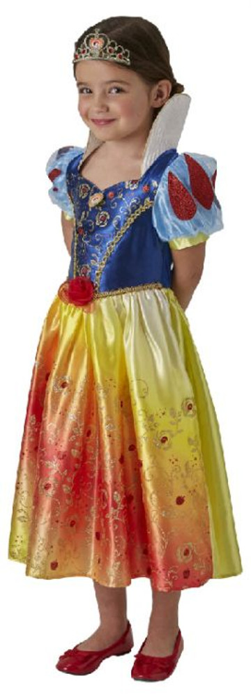 Snow White Rainbow Girls Costume