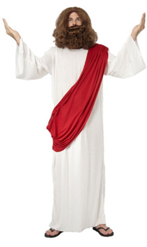 Jesus Mens Costume
