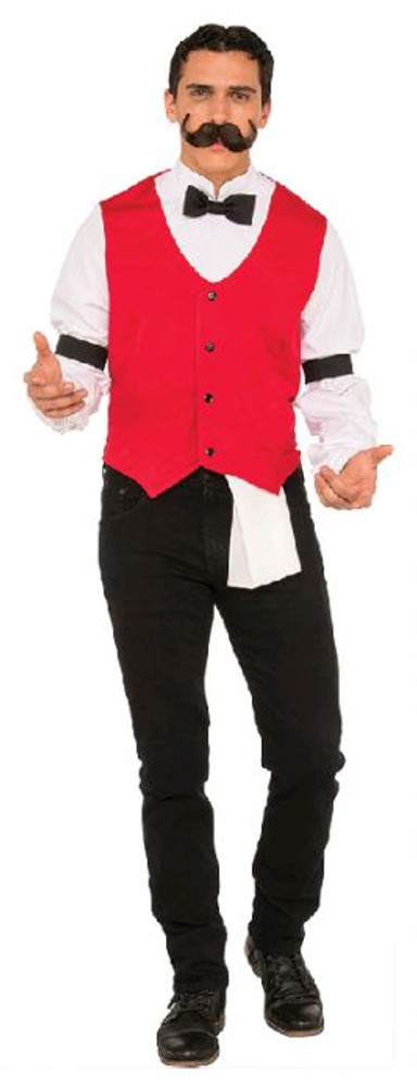 Bartender Adult Costume
