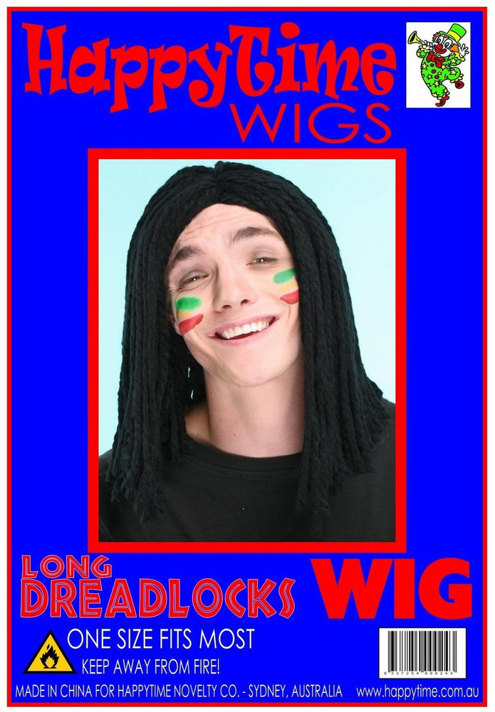 Dreadlocks Long Wig