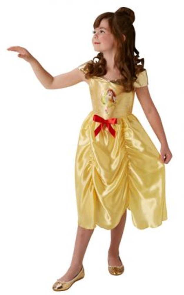 Belle Fairytale -  Beauty and the Beast Disney Girls Costume