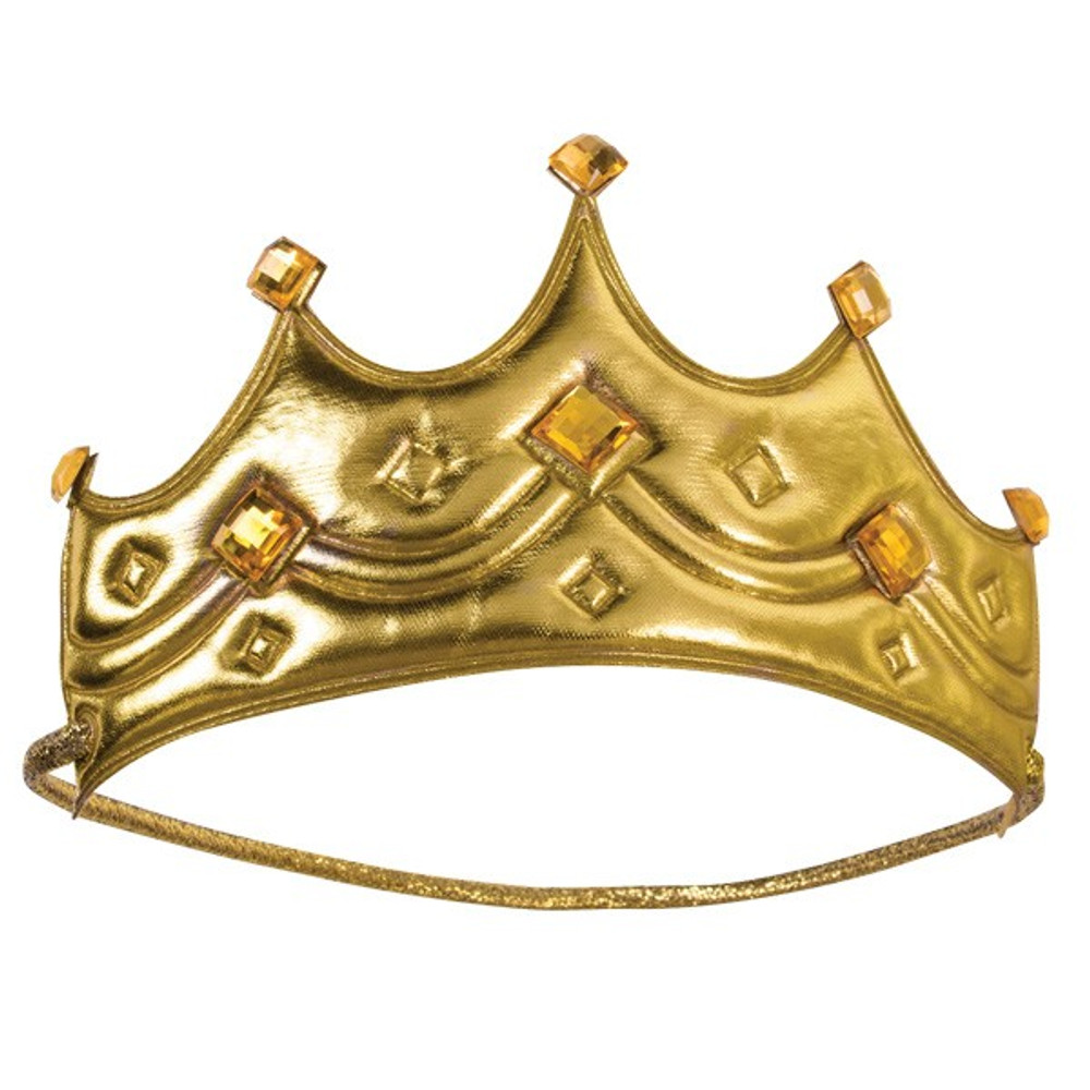 Crown Soft Gold Childs