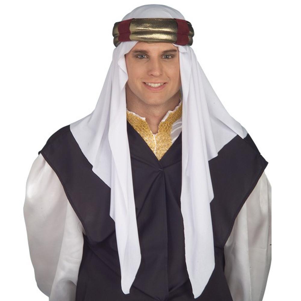 Desert Prince Headpiece  sc 1 st  Costume Direct & Arabian Knights Costume | Desert Prince Headpiece