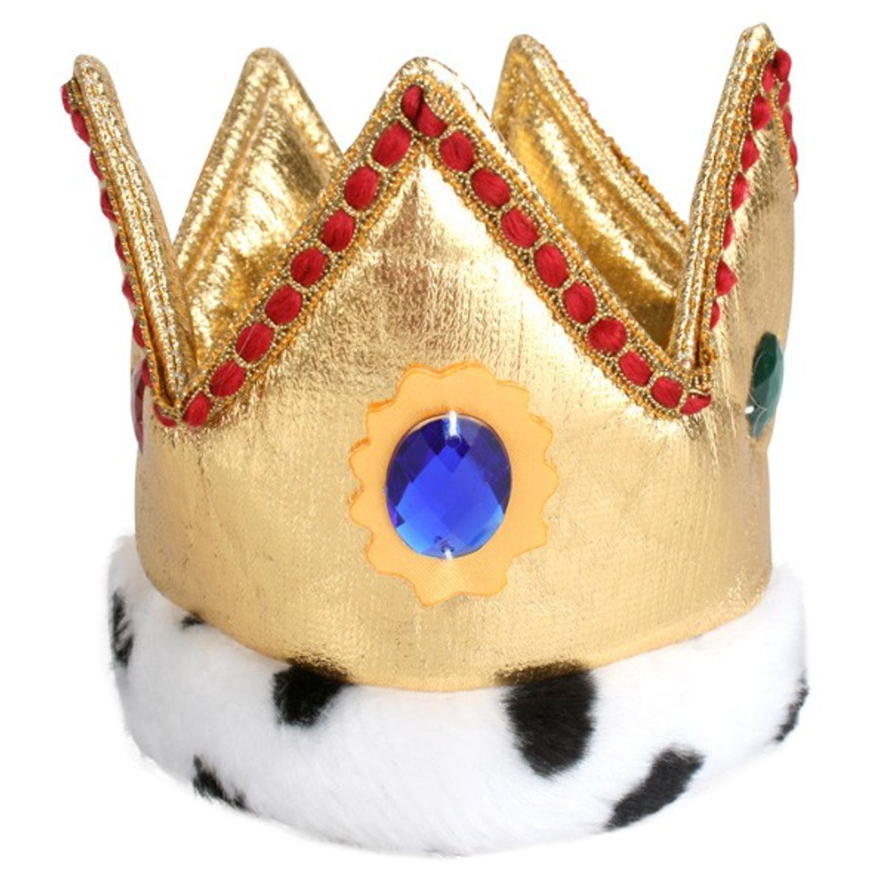 Mini Gold Crown