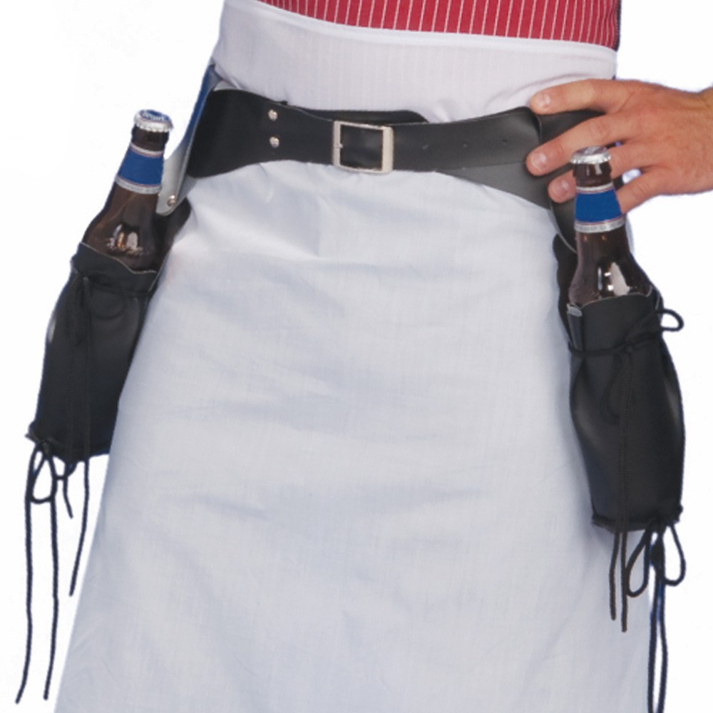 Bartender Bottle Holster Belt