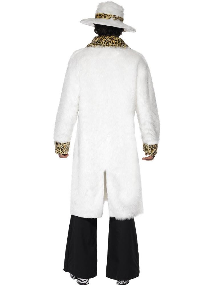 Pimp - White Mens Costume