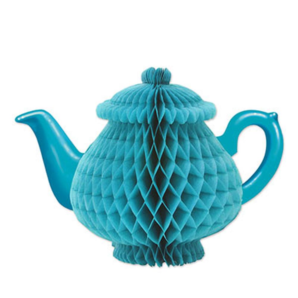Alice in Wonderland Teapot Centrepiece