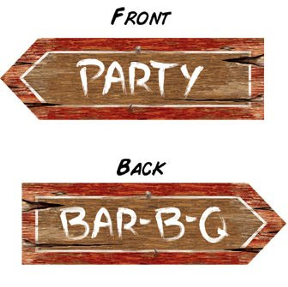 Australian Party Sign - Party / BBQ