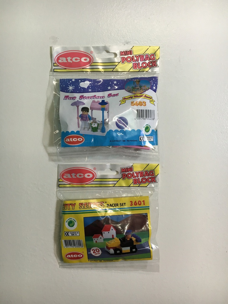 Party Favours - Blocks (Like Lego) - Assorted Designs