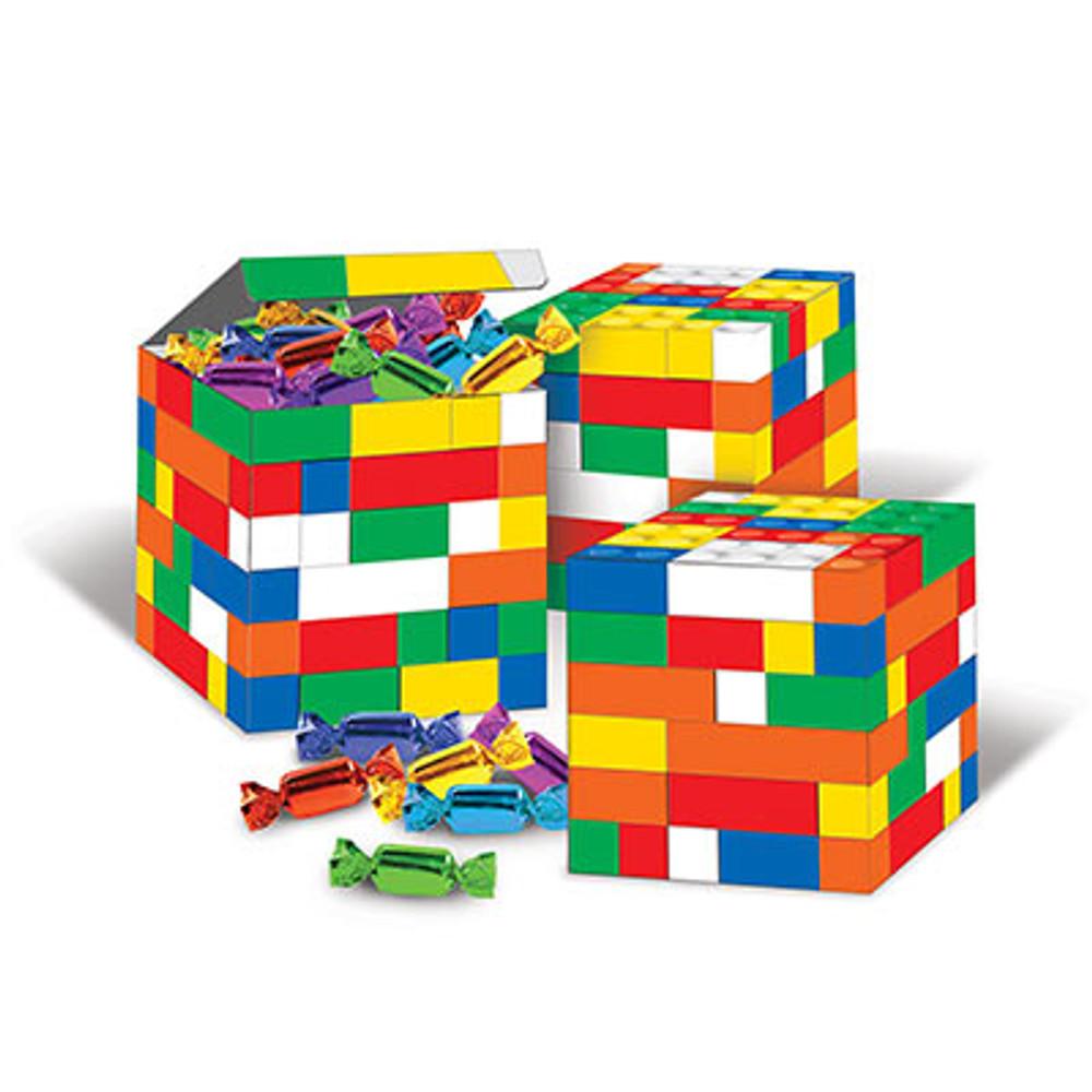 Building Blocks Favour Boxes