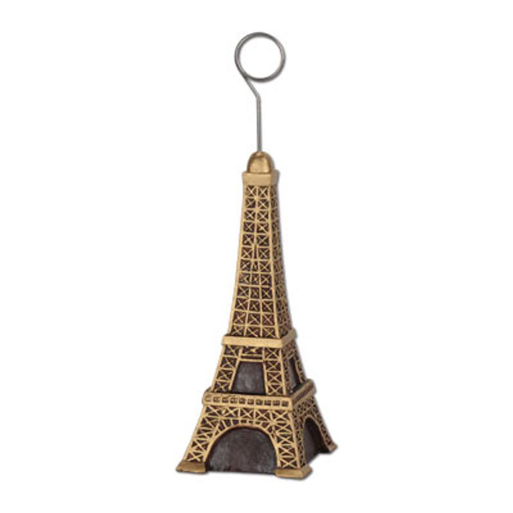 Eiffel Tower Balloon Weight/Photo Holder