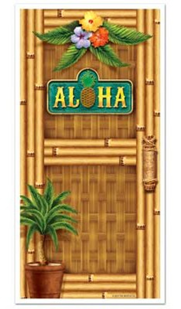 Aloha Door Cover