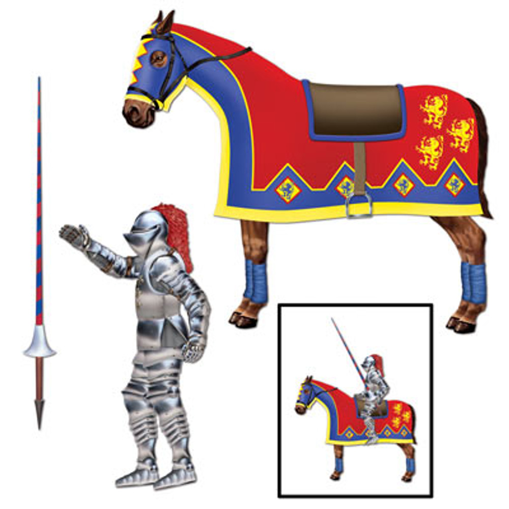 Medieval Jouster