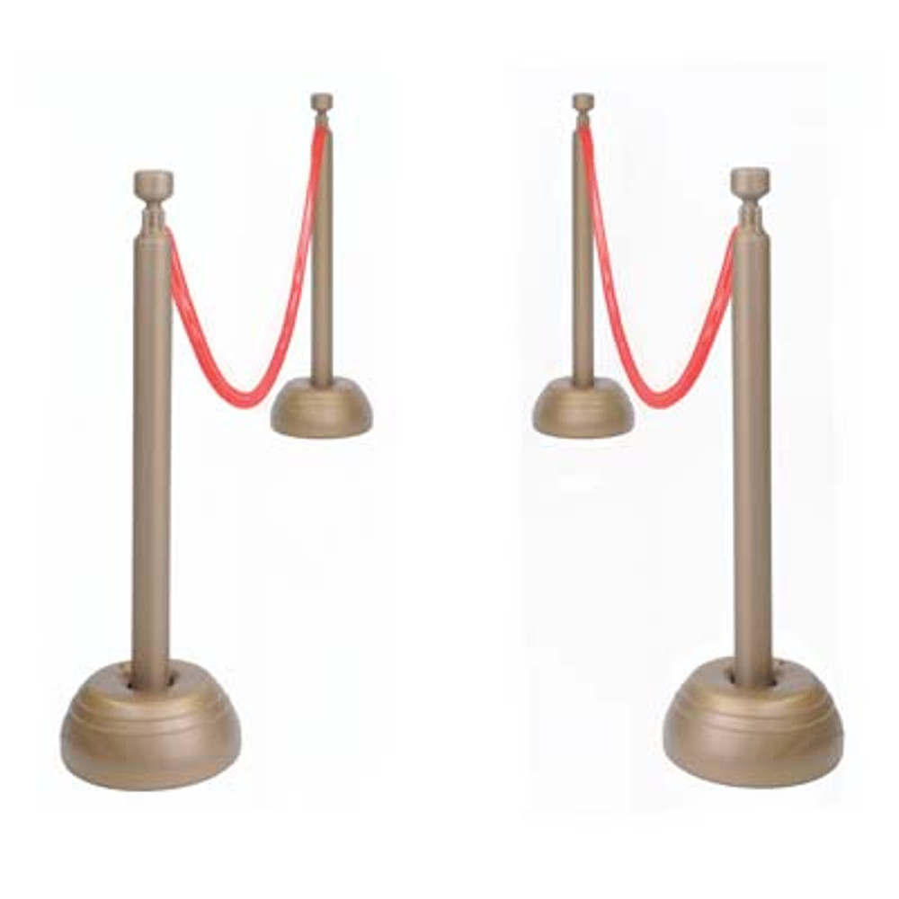 Movie Stanchion Rope Set