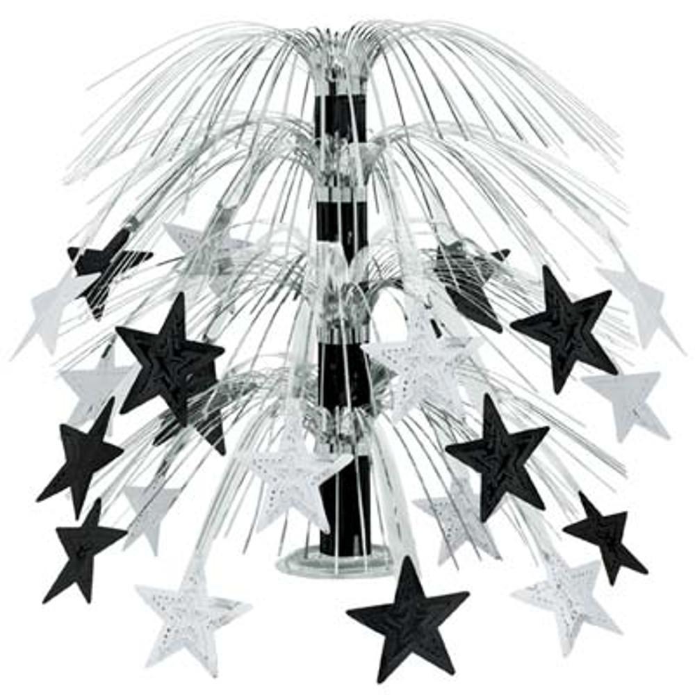 Movie Star Cascade Centrepeice Silver