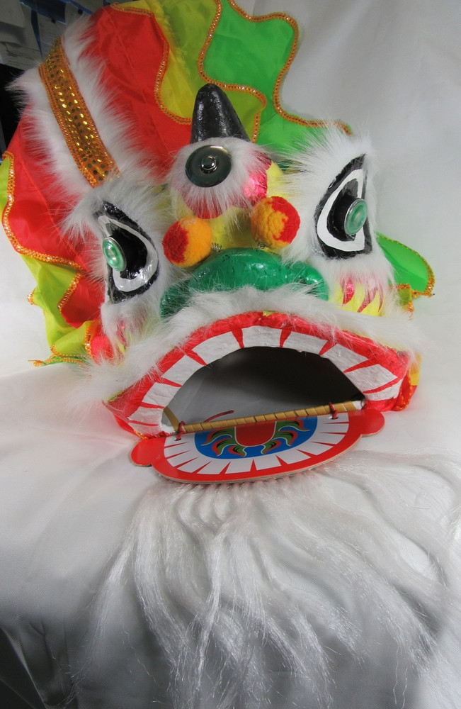 Chinese Decorative Dragon Head