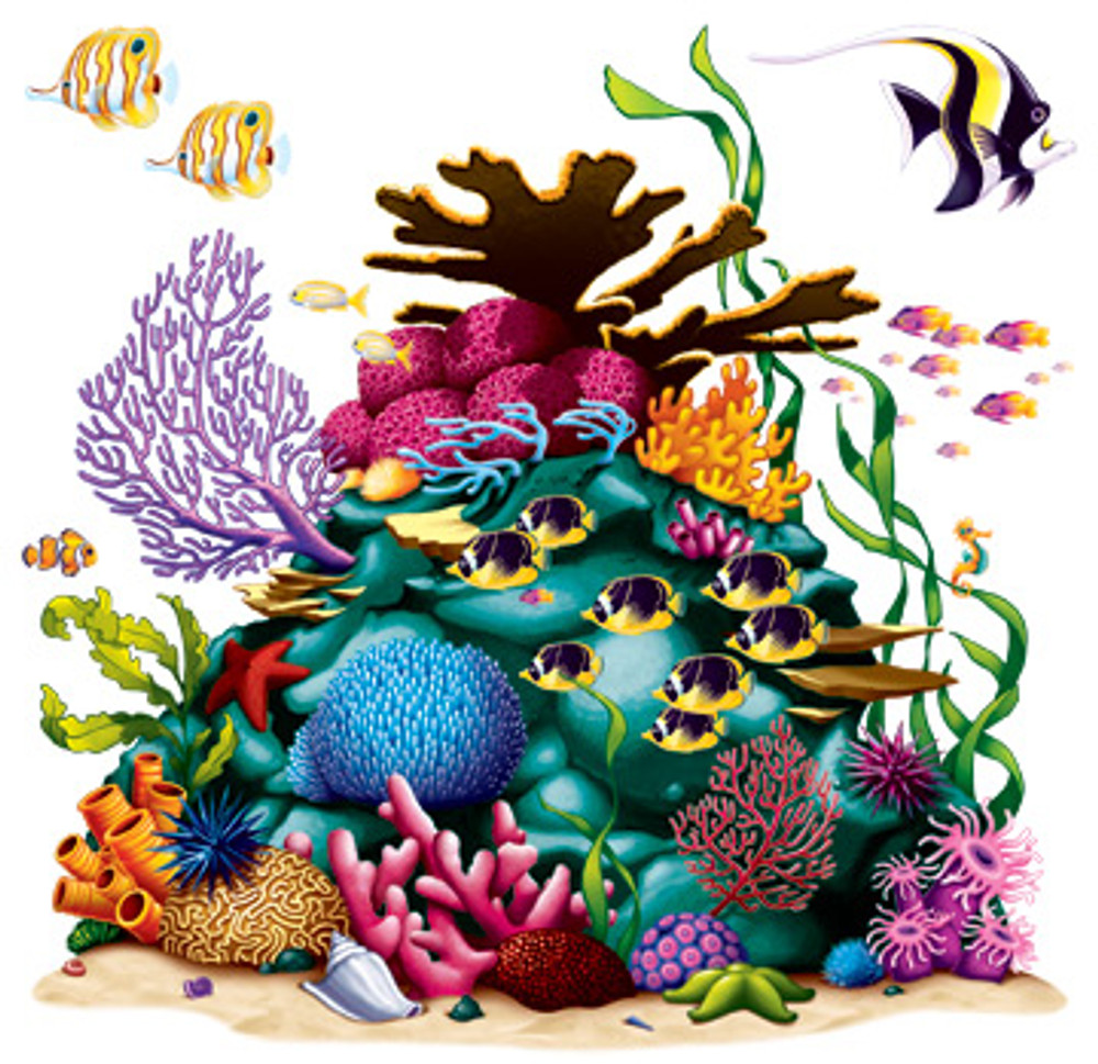 Coral Reef Props