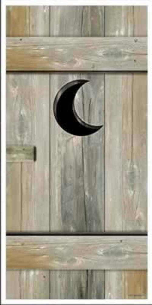 Door Cover Outhouse