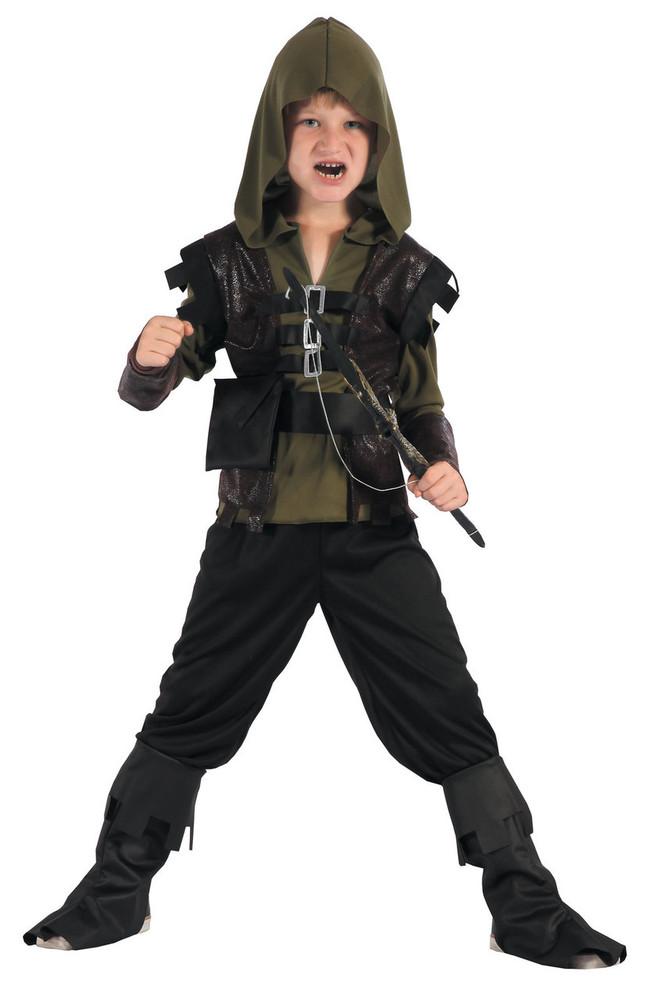Hunter Boy Childs Costume