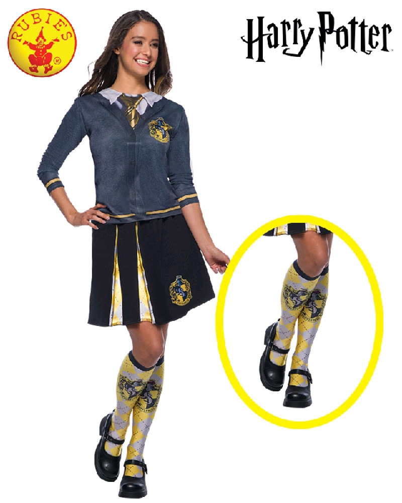 Harry Potter Hufflepuff Child Socks