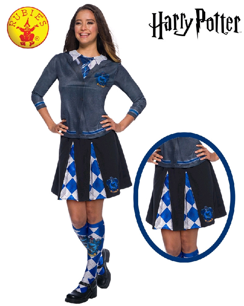 Harry Potter Ravenclaw Adult Skirt