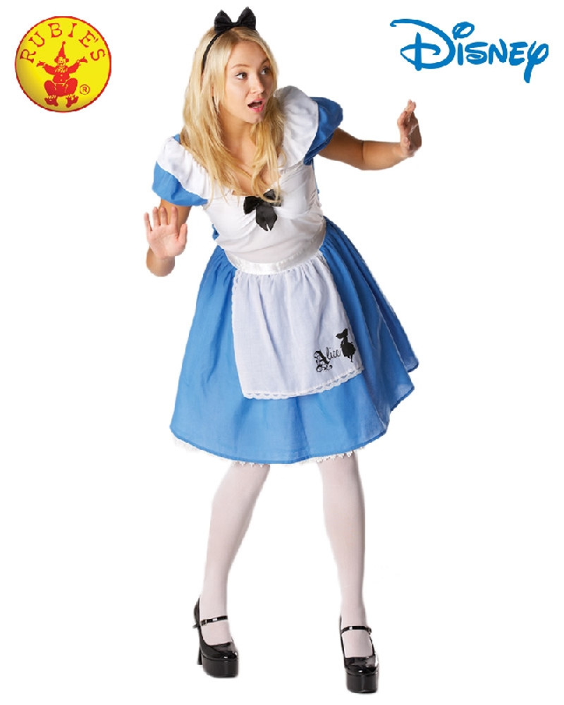 Alice in Wonderland  Classic Womens Costume
