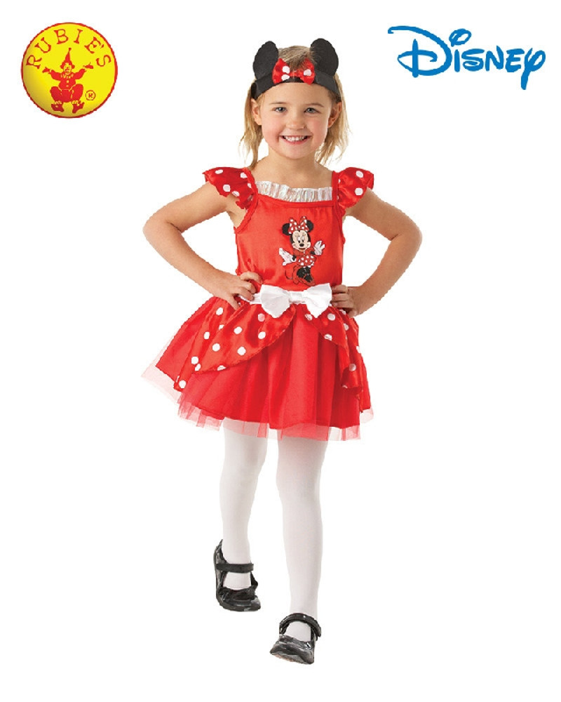 Minnie Mouse Toddler Costume