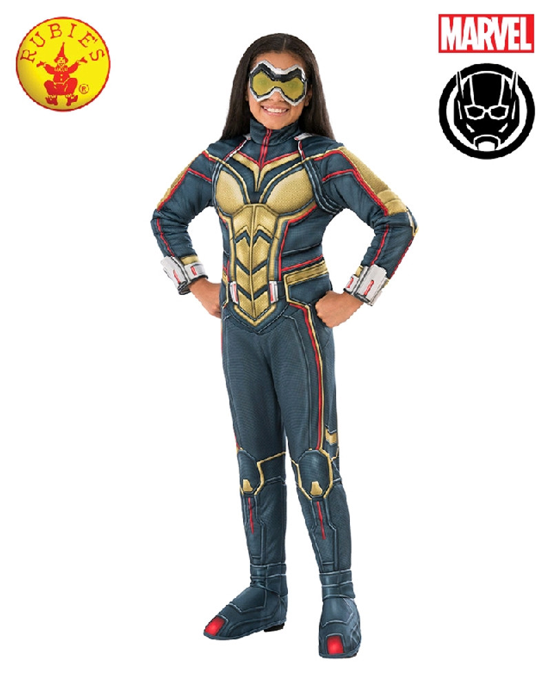Wasp Deluxe Girls Costume