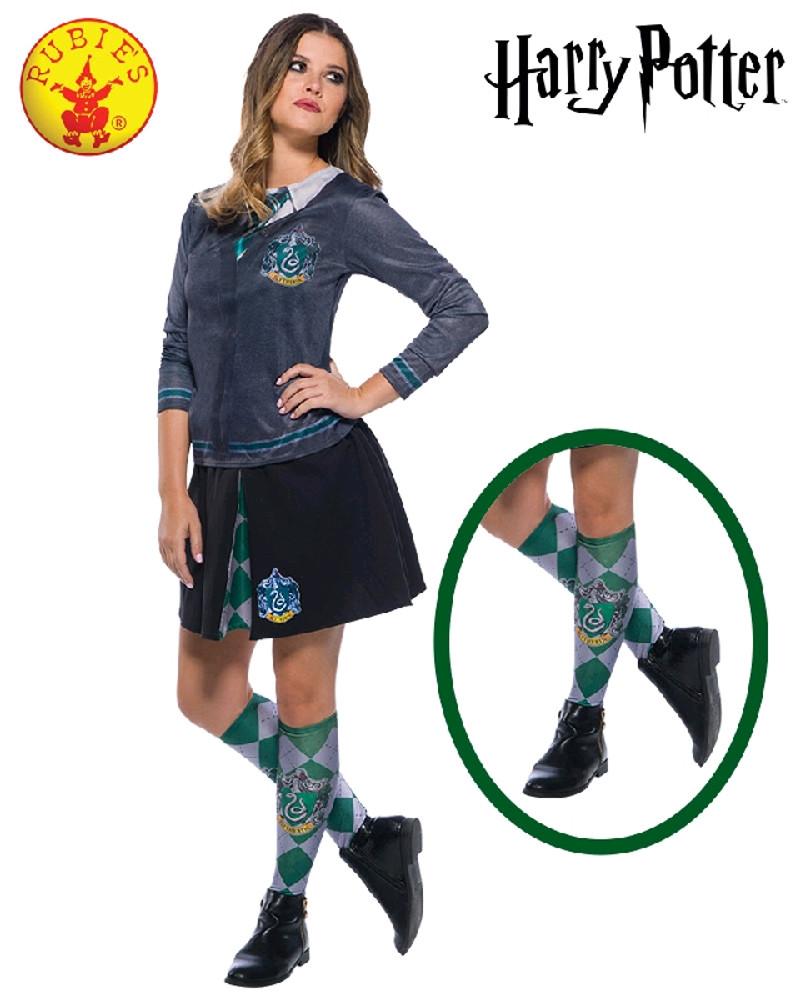 Harry Potter Slytherin Child Socks